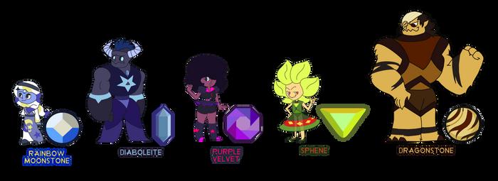 Gemsona Adoption - CLOSED - Steven Universe