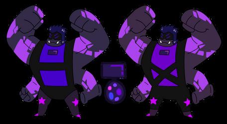 [OC Fusion] - Steven Universe - Kammererite