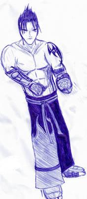 Jin Kazama, Take III