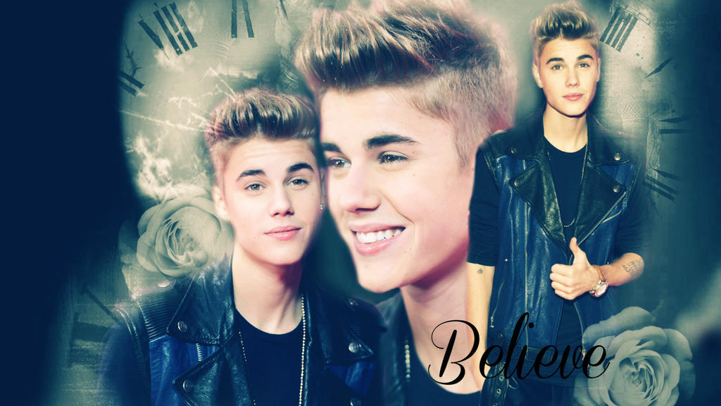 Justin Bieber wallpaper #1 by ibelieveinBieber-1D on DeviantArt