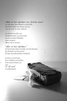 Er zal eens - dutch poetry