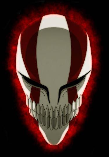 Ichigo 39 s vizard mask by kanomaru on deviantart - Ichigo vizard mask ...