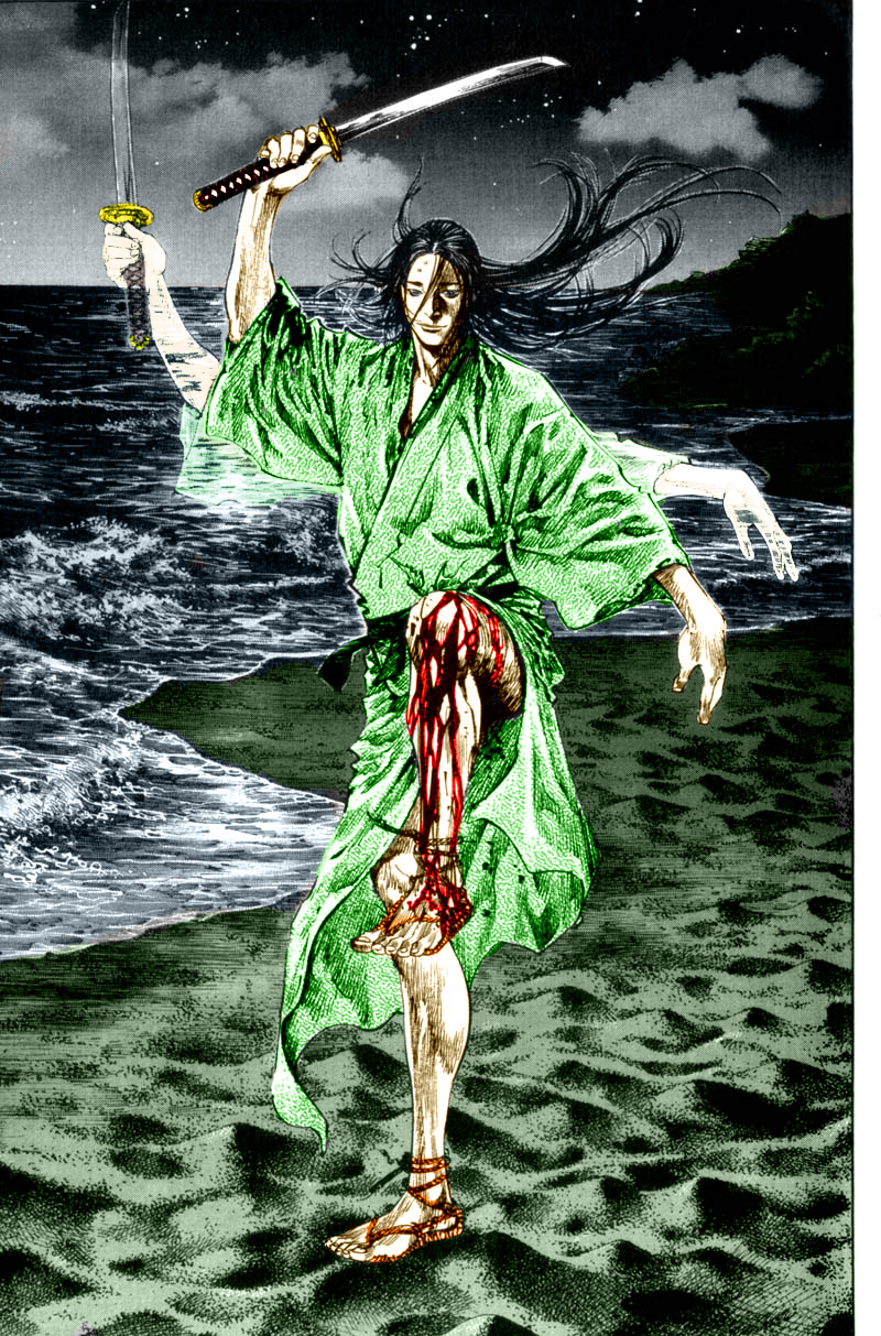 Sasaki Kojiro By Kanomaru