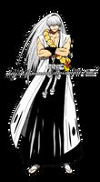 Bleach OC: Ryuji Nakajima