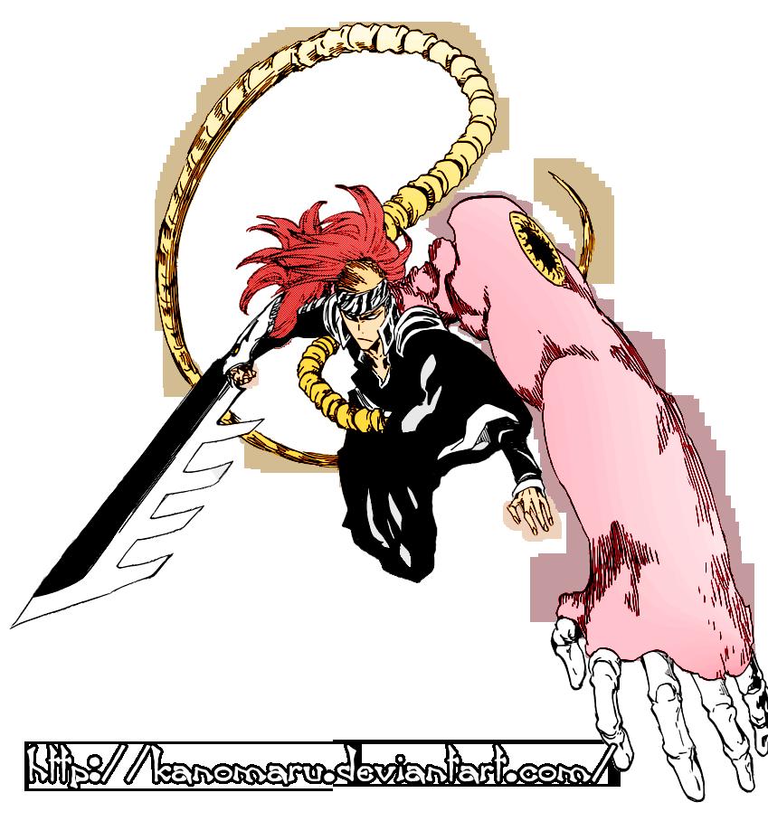 Bleach Chapter 564 – Souou Zabimaru | 12Dimension