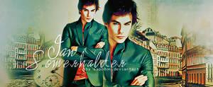Ian Somerhalder  Damon