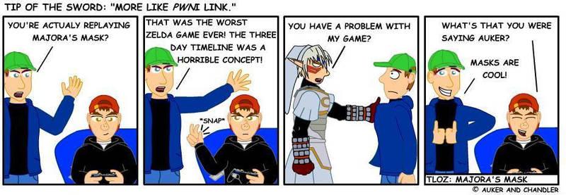 More Like Pwni Link