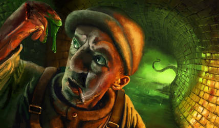 Trouble in the Sewer
