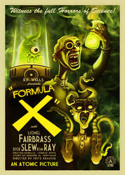 Formula X by Slippery-Jack
