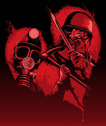 Lacerated Lovers: Slasher Double-Bill by Slippery-Jack