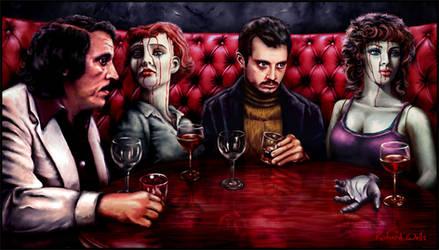 MANIAC Double Date by Slippery-Jack