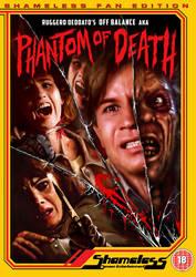 Phantom Of Death ~ Shameless Cover Design by Slippery-Jack