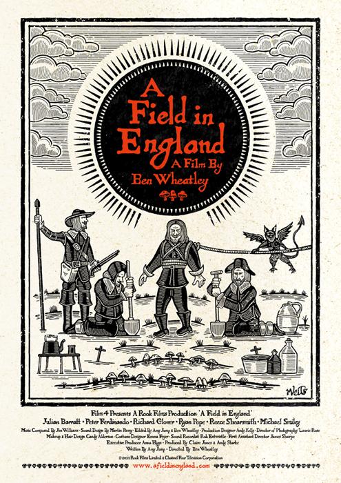 A Field in England by Slippery-Jack on DeviantArt A Field In England