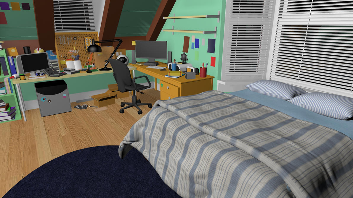 Hiro S Room