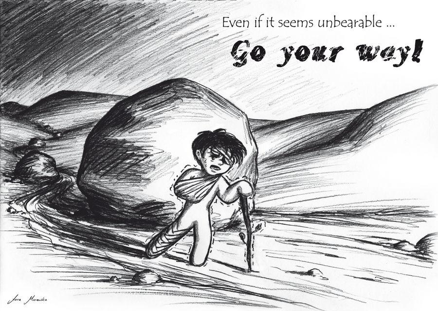 Go Your Way!