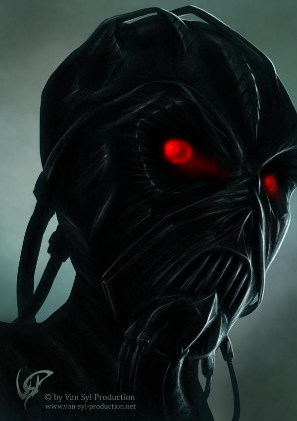 Alien Gaze