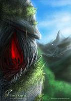 Suspicious Cave by Van-Syl-Production