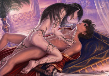 Dangerous Desire (18+) by Van-Syl-Production