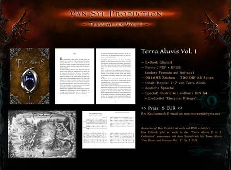 ANGEBOT: Terra Aluvis Vol.1 E-Book (deutsch)