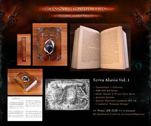 ANGEBOT: Terra Aluvis Vol.1 Softcover (deutsch)