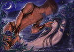 Bed of Roses (18+) by Van-Syl-Production