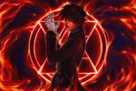 Roy Mustang (cosplayed by Sacris xD)