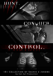 Hunt. Conquer. Control. by Van-Syl-Production