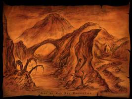 The Ashlands (READ: Morrowind Nostalgia)