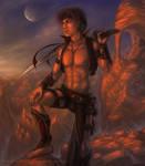Desert Knight (Sacris solo version)
