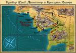 Map of Avanganor