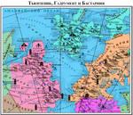 Map of Turlevik