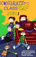 Rugrats: Graduation by RoboTheHoobo