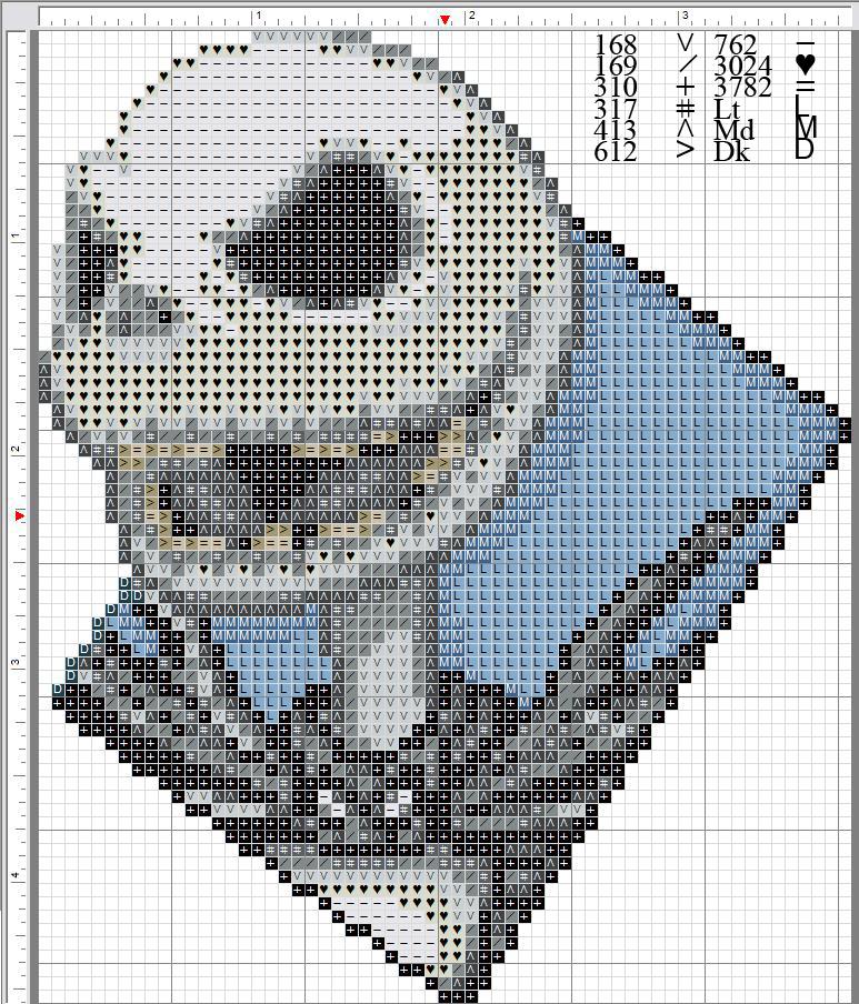 Jack Skellington Pattern by kyotiutsukushii