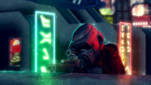 Coruscant Sniper