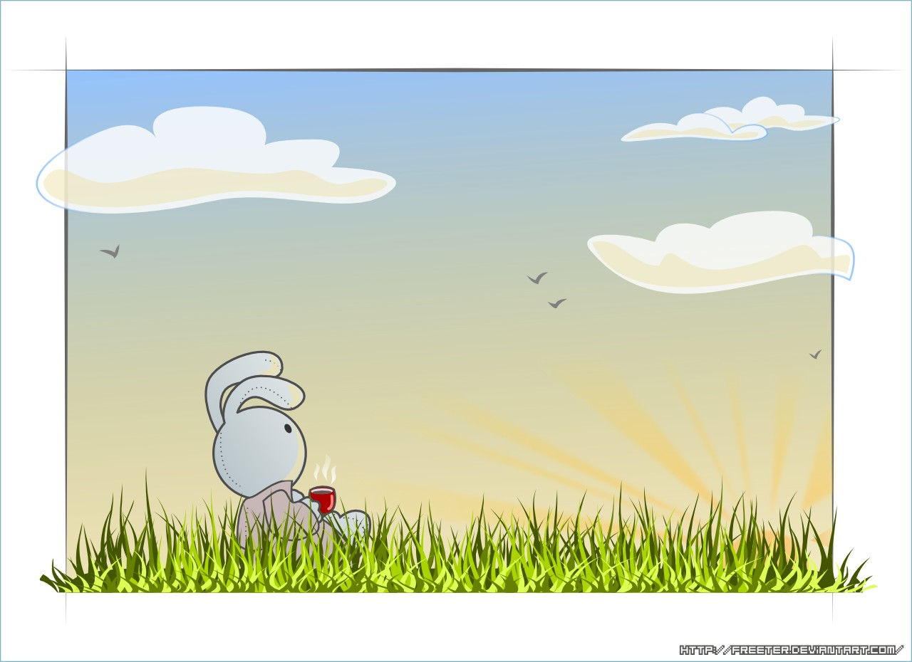 Grass - inkscape - by lightvector