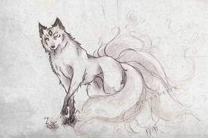 ::kitsune:: by rouxberry