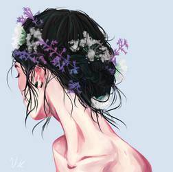 Flor que nunca fui by Viic-chan