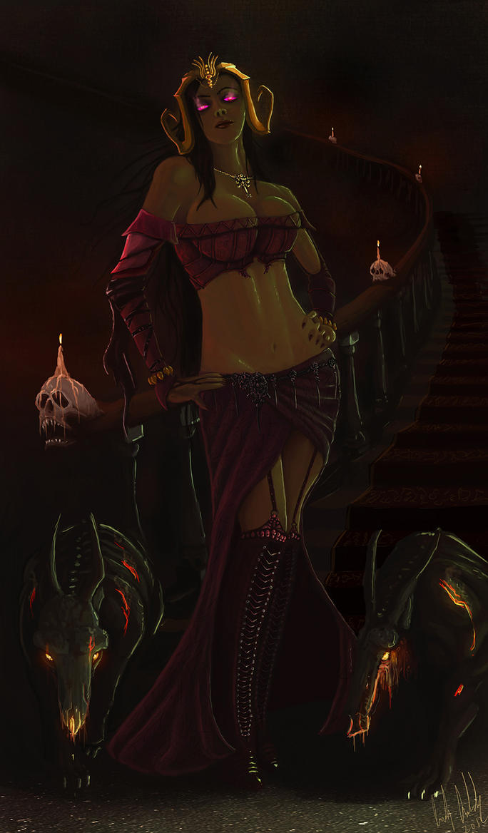 Lilliana Vess by LGood20