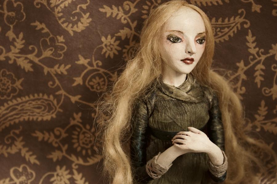 Olivia closeup by Belilmalebridia