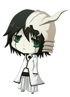 Ulquiorra by MoonlightTheWolf