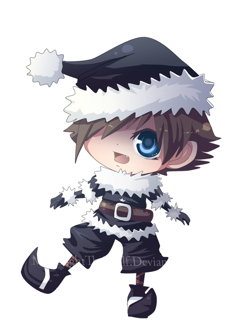 Halloween Town Sora favourites by colormymemory on DeviantArt