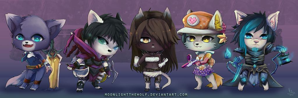 Goon-Squad by MoonlightTheWolf