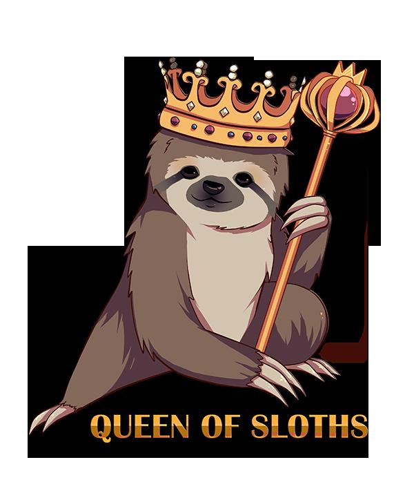 Queen of Sloth by MoonlightTheWolf