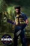 X men Days of Future Past Wolverine