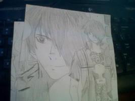 Fang- My Drawing
