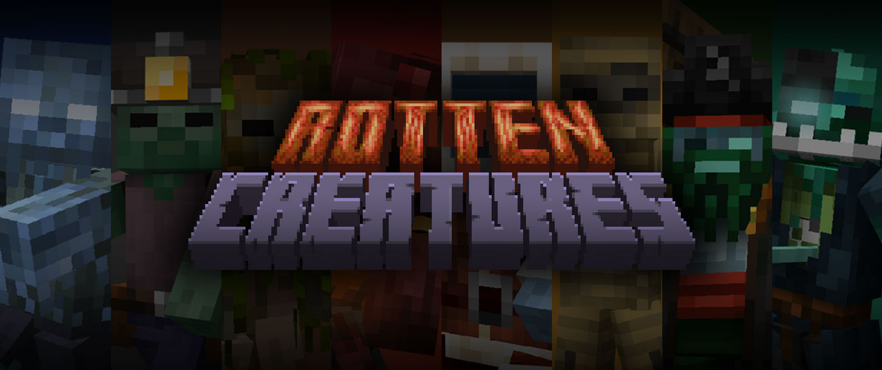 Rotten Creatures - Title