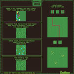 Simple Grass Tutorial by SadfaceRL