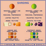 Shading Tips by SadfaceRL