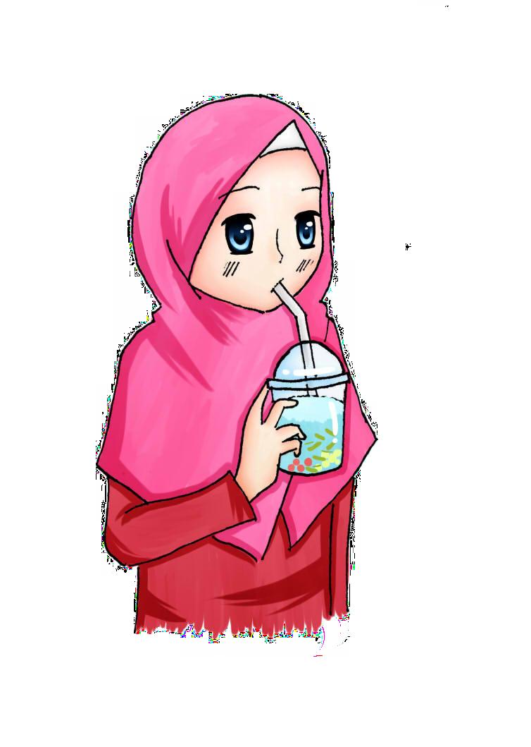 Nurul Anisah-coloured by YanaCarnation
