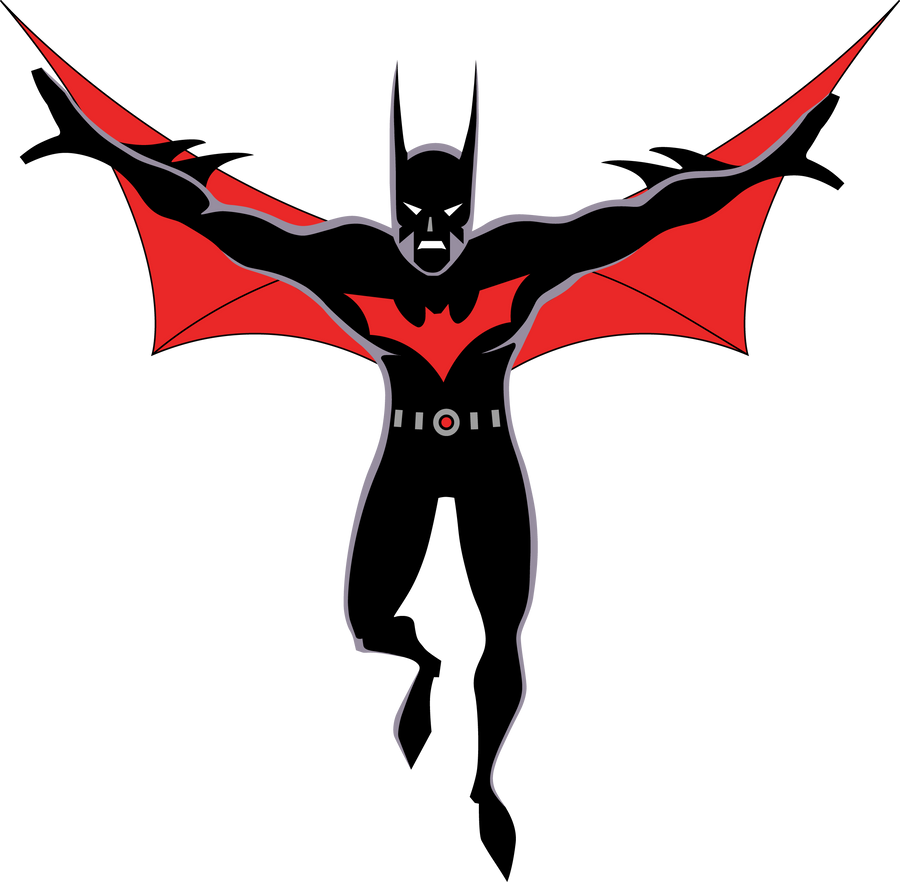 Batman Beyond - Bust by Supernatural-Entmt on DeviantArt